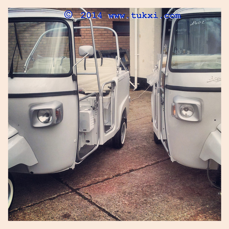 piaggio ape calessino 200 2013 - piaggio ape sales and conversions