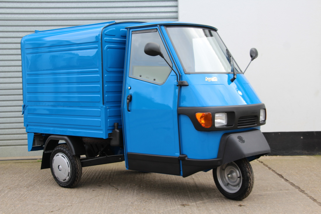 ape 50 van - piaggio ape sales and conversionstukxi, street