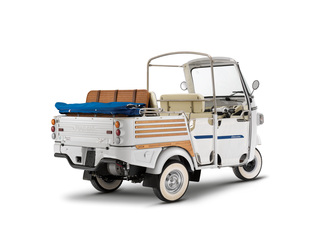 calessino - piaggio ape sales and conversionstukxi, street